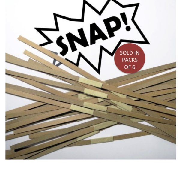 DIY Cracker Snaps